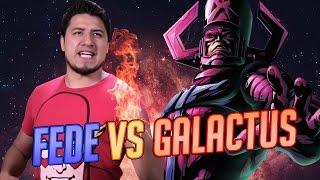 Fede Vs Galactus - Marvel Vs Capcom 3 (Dificultad Máxima)