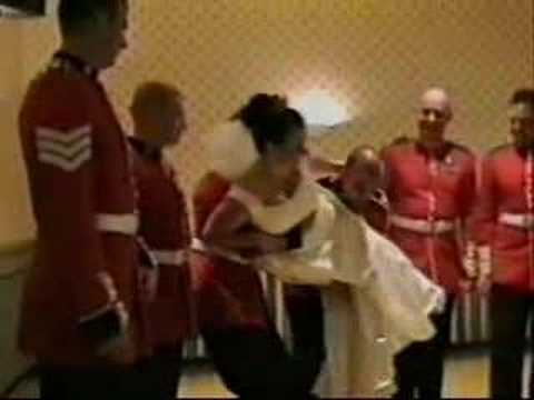 Home Video - You\'ve Been Framed! Teddy Wedding Fail. - YouTube