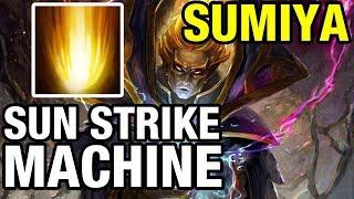 SUN STRIKE MACHINE - SUMIYA - PRO INVOKER - Dota 2