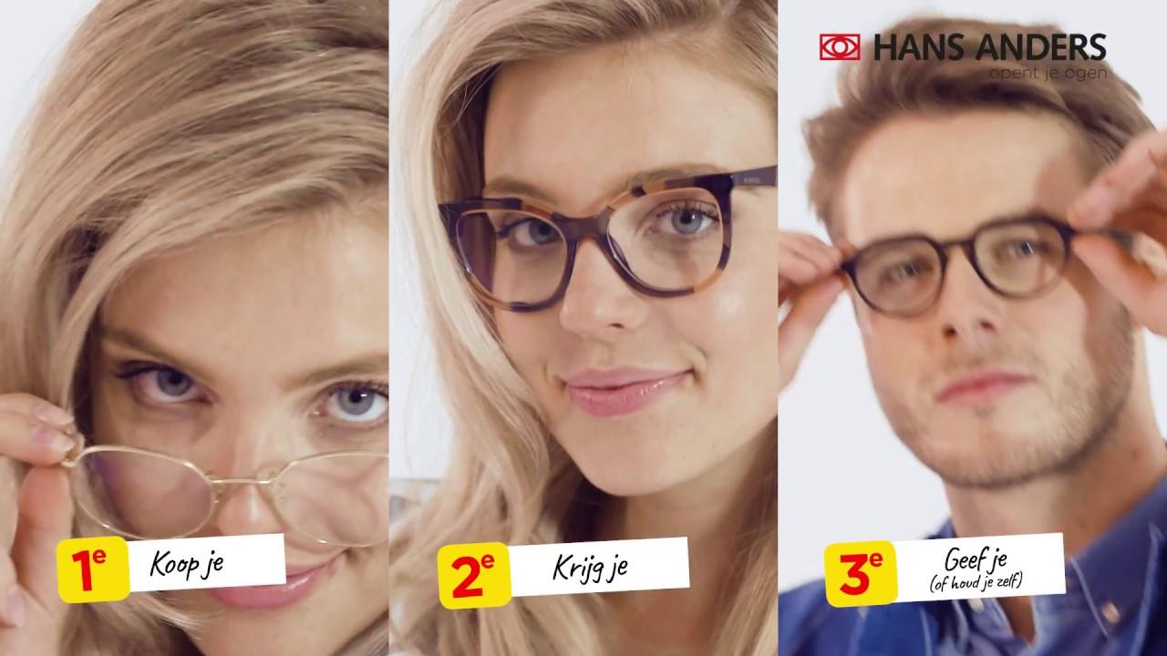 28ae25b05ea316 2e en 3e bril gratis! Hans Anders