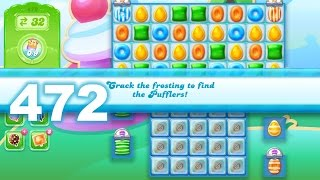 Candy Crush Jelly Saga Level 472 (3 star, No boosters)