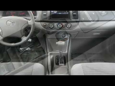 Used 2005 Toyota Camry West Palm Beach Juno, FL #JM736326A