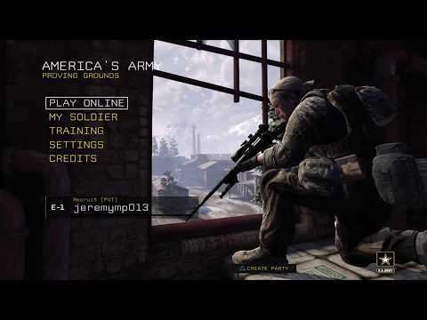 Back to my sniping roots - America