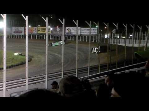 River Cities Speedway Wissota Late Model Heats Part 2 (9/9/16)