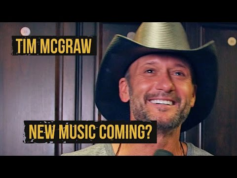 Tim McGraw Working on New Music, and New Movies  2015 Taste of Country Music Festival