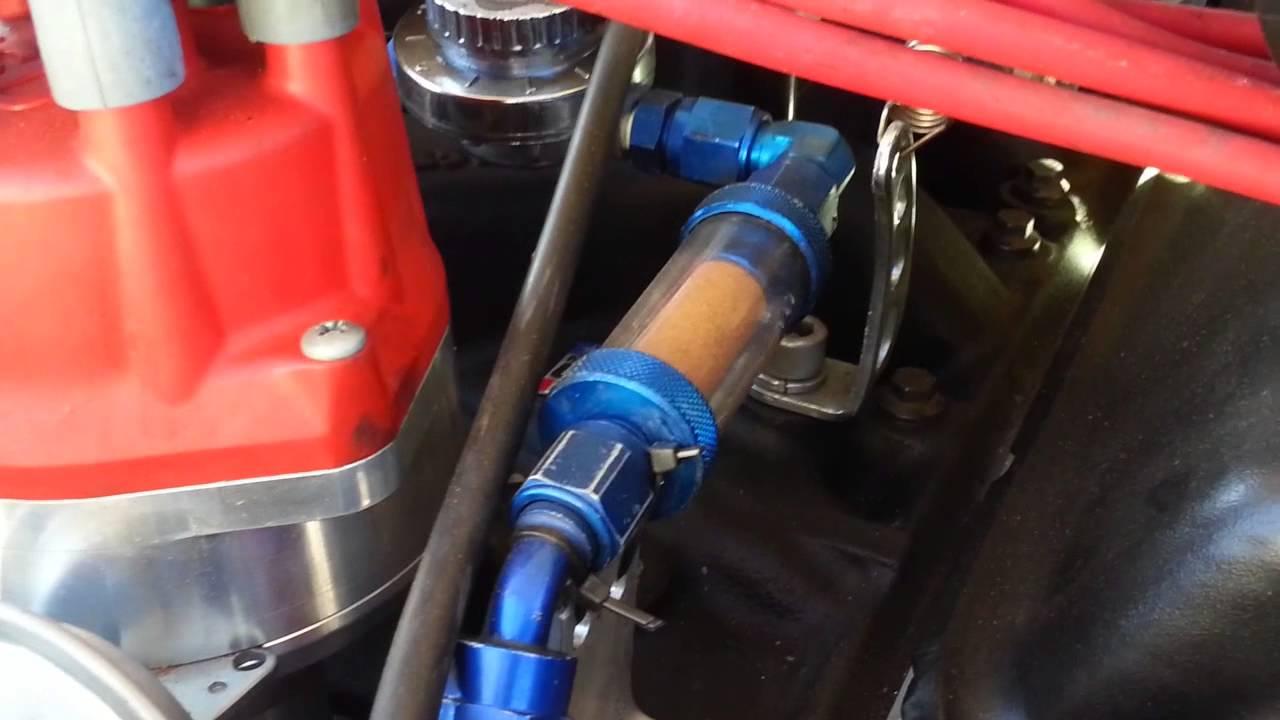 Winter Grade Gas Fuel Vapor Lock