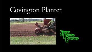 Covington Planter