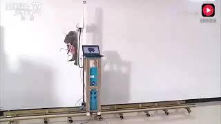 蘇漢東研發的牆畫機(西瓜視頻)(內涵段子TV) thumbnail