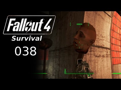 Fallout 4 Friday: Modded Survival Role Play - Ep38 - Clearing Mass Pike Tunnel