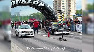 Street Racing In Lasnamae 2006 , Tallinn Estonia