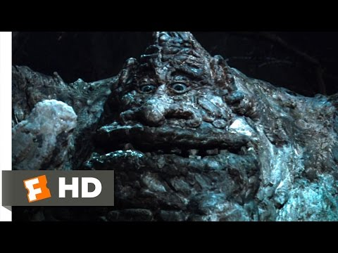The Neverending Story (1/10) Movie CLIP - A Hungry Rockbiter (1984) HD