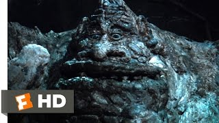 the neverending story 110 movie clip a hungry rockbiter 1984 hd