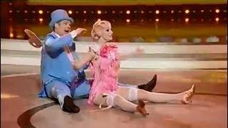 Чарльстон. Дмитрий Адарюков - Великі танці - Интер