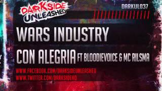 Wars Industry - Con Alegria ft Bloodievoice & Mc Rilsma