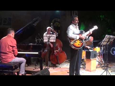 Nicola Mingo Swinging Quartet  Live at Bouganville Celimontana 10/8/2017