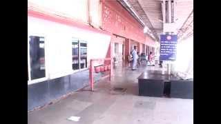 Uslapur South Eastern Central Railway Station Bilaspur Chhattisgarh