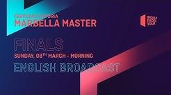 Finals - Cervezas Victoria Marbella Master 2020 - World Padel Tour