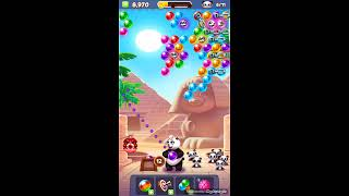 Panda Pop - Bubble Shooter Level 694
