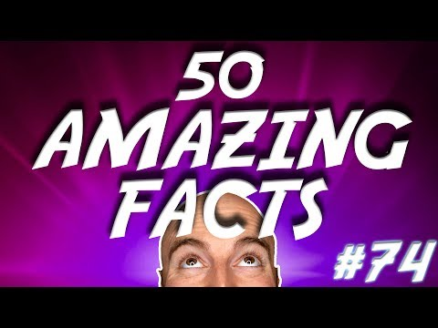 Download Youtube: 50 AMAZING Facts to Blow Your Mind! #74