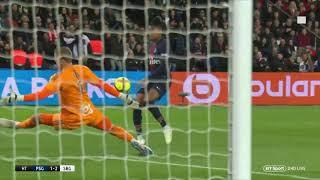 بالفيديو: باريس سان جيرمان يهدر أغرب فرصة في تاريخ كرة القدم