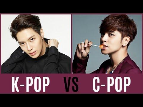 K-POP VS C-POP/ Mando-POP.