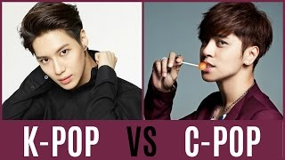 K-POP VS C-POP/ Mando-POP.