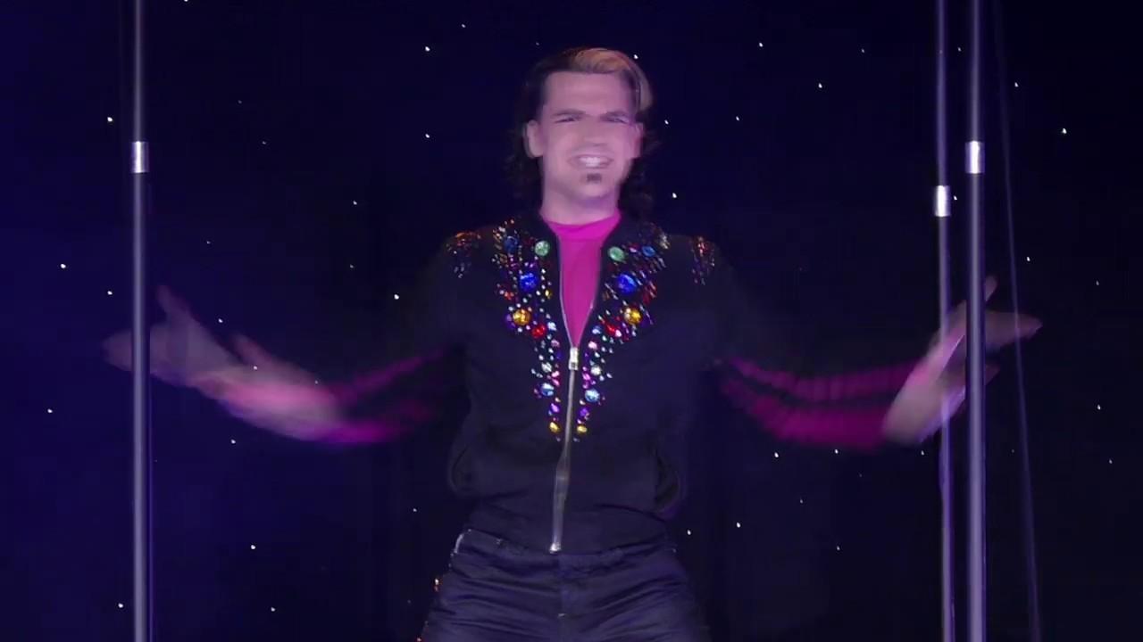 Magic & Illusion - Fly on Show - Daniel Ka