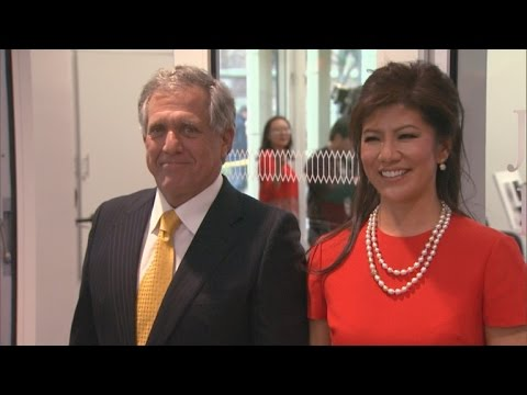 USC Annenberg's Media Center Named for CBS' Leslie Moonves, Julie Chen
