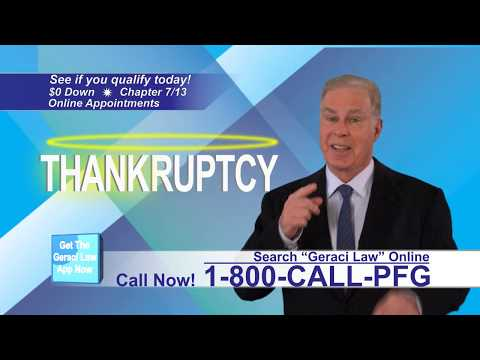 What is THANKruptcy? - Bankruptcy Attorney Peter Francis Geraci Law
