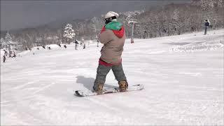 FOREST TV 221 北志賀高原小丸山 修学旅行 2018年2月17~18日