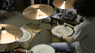 Sweet Leaf (Black Sabbath) - Drum Cover - Ludwig Classic Maple Kit