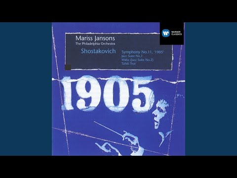 Symphony No. 11 in G Minor, Op.103 'The year 1905': I. Tha Palace Square (Adagio)