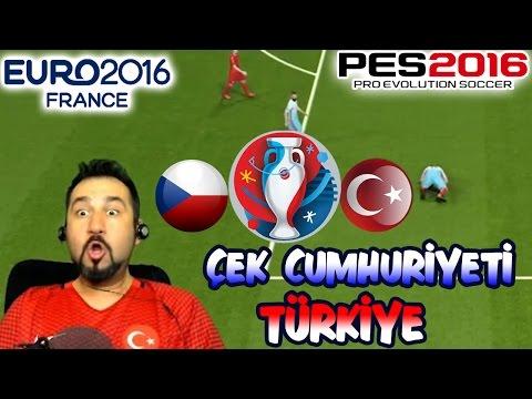 EURO 2016 | ÇEK CUMHURİYETİ-TÜRKİYE