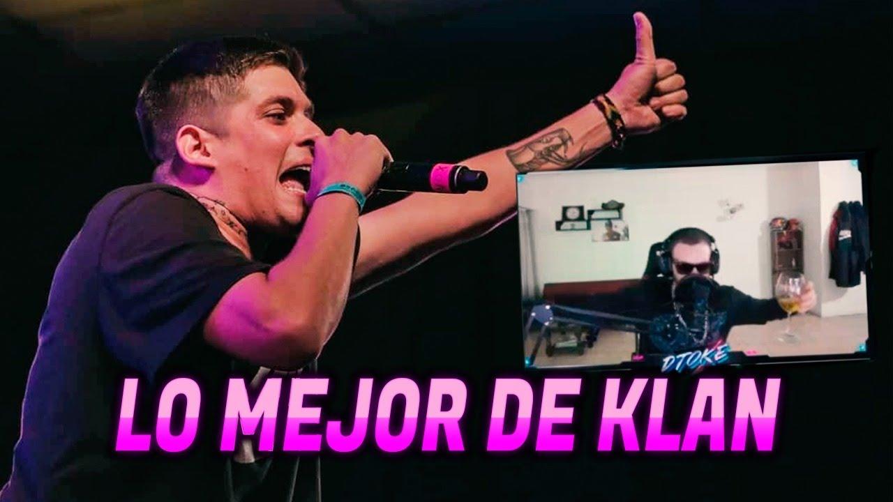 DTOKE REACCIONA A LO MEJOR DE KLAN EN FMS   FMS ARGENTINA