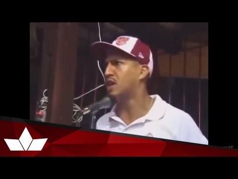 Mano Brown No Sarau Da Cooperifa - 2005