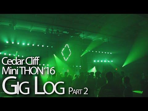 Cedar Cliff High School Mini THON 2016 DJ Gig Log: Part 2