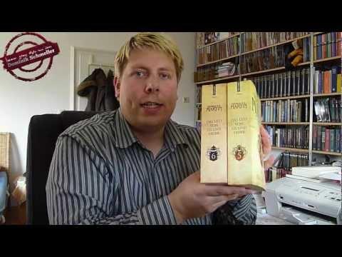 Buchbesprechung: George R.R. Martin - Das Lied von Eis und Feuer Teile 5, 6, 7 und 8
