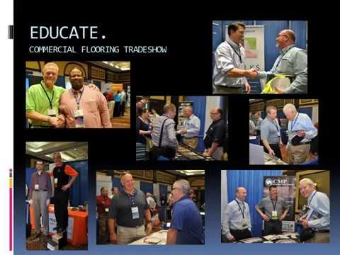 the Commercial Flooring Tradeshow & FCICA CONVENTION 2016