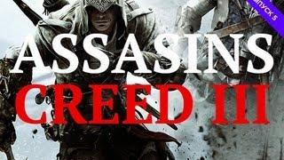 'RAPGAMEOBZOR' - Assasins Creed 3 [5 выпуск]