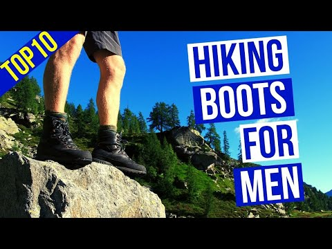 Top 10 Best Hiking Boots for Men 2020 || Best Hiking Boots Reviews