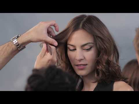 Alexa Chung the new face of L'Oreal Professionnel