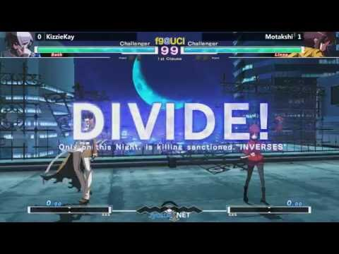 UCI Pub Stomp - 10/25/2015 - Under Night In-Birth: EXE Late Tournament