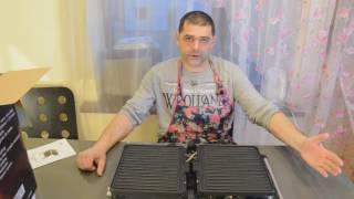 электрогриль GFGRIL GF-170 ремонт