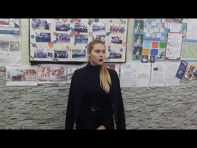 Изображение предпросмотра прочтения – ТатьянаСвадковская читает произведение «Гой ты, Русь, моя родная!..» С.А.Есенина