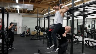 Chest Workout With Bradley Martyn