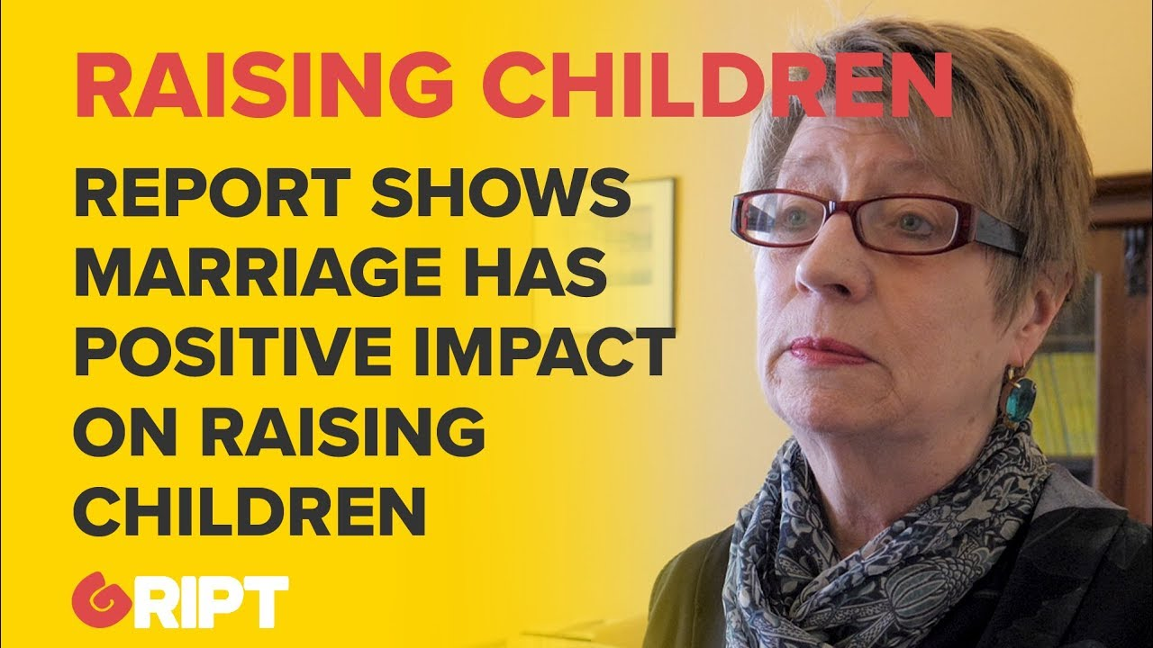 Prof Patricia Casey on new report on Cohabitation, marriage and children