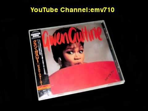 Just For You - Gwen Guthrie