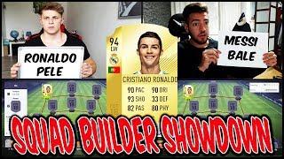 FIFA 18 - C. RONALDO SQUAD BUILDER SHOWDOWN vs. WAKEZ! 🔥⚽⛔️ - Ultimate Team Deutsch