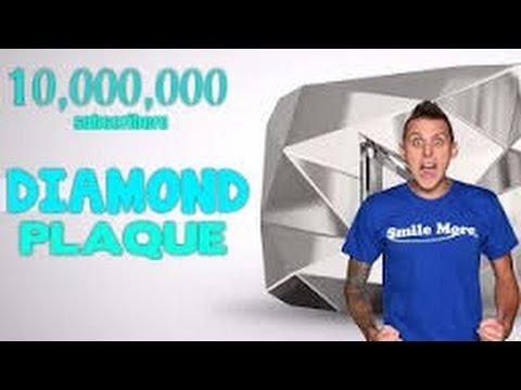 RomanAtwood LIVE SUB COUNT! TO 10 MILLION!