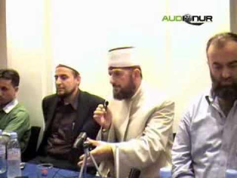 """Tribune Islame e mbajtur ne Zvicer"" - Dr. Shefqet Krasniqi & Mazllam Mazllami & Nebi Rexhepi"